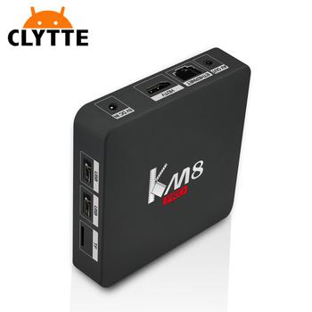 Newest Km8 Pro Amlogic S912 Custom Firmware Octa Core 2 4g/5g Wifi Tv Box  Android 7 0 Pk Digital Signage Media Player Box - Buy Android Tv  Box,Digital