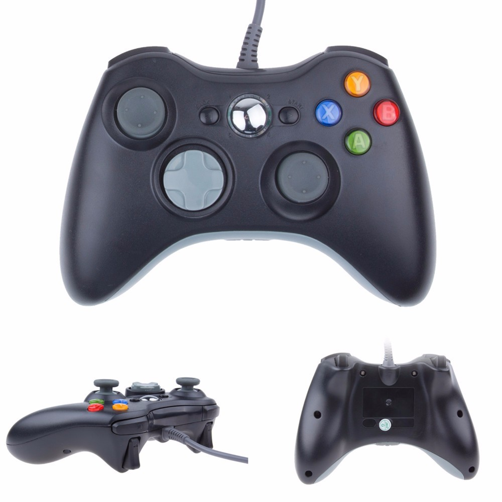 Usb wired controller controle for microsoft xbox one controller.