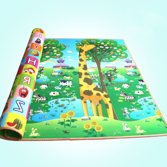 Double Sides Foam EPE Kids Large Play Mat