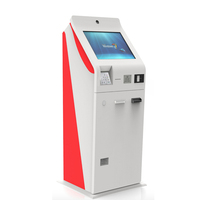Digital Internet Cash Deposit Computer Charging Kiosk Display Payment Machine