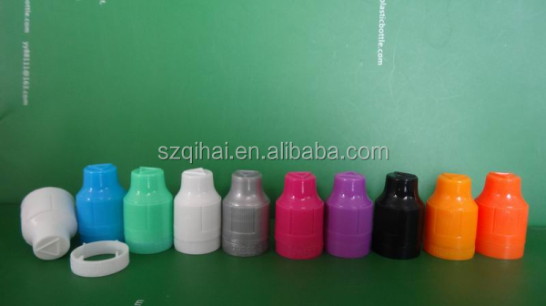 10ml 30ml PET plastic bottle E Juice Electronic Cigarettes Oil Bottles with child proof cap bottle
