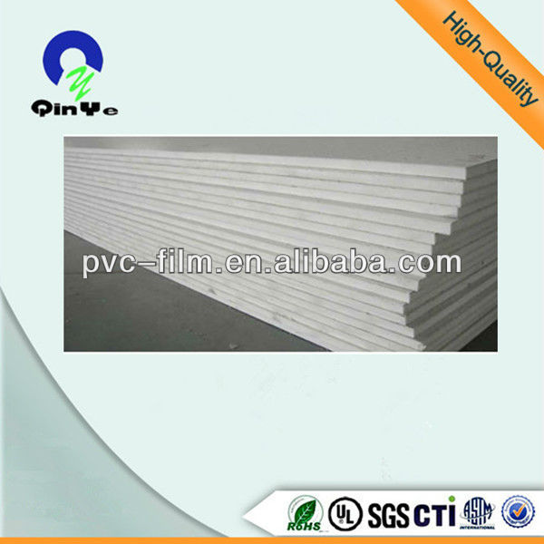 pvc celuka sheet for laminate furniture board