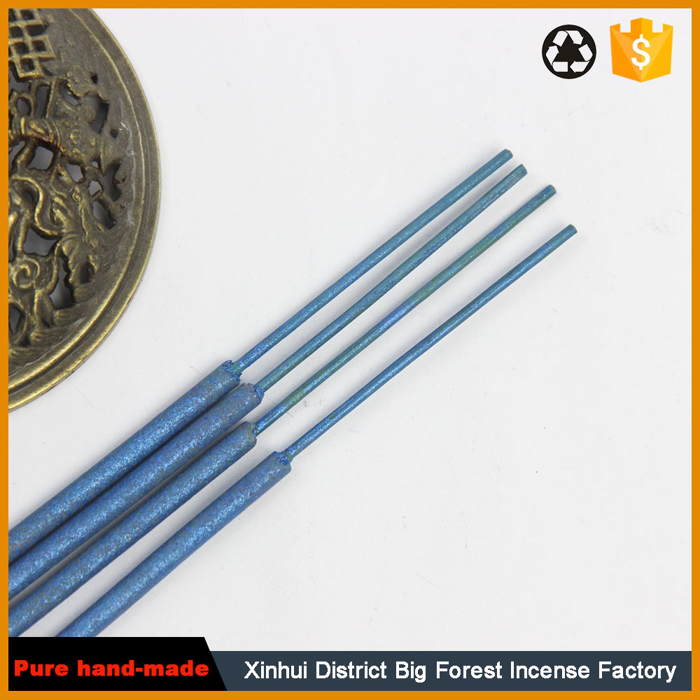 Mixed various color hem incense stick