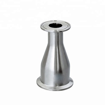 Tri Clamp Concentric Reducer, SS304 Sanitary Pipe Fittings