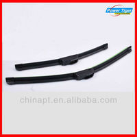 Car wiper blade refill without bone