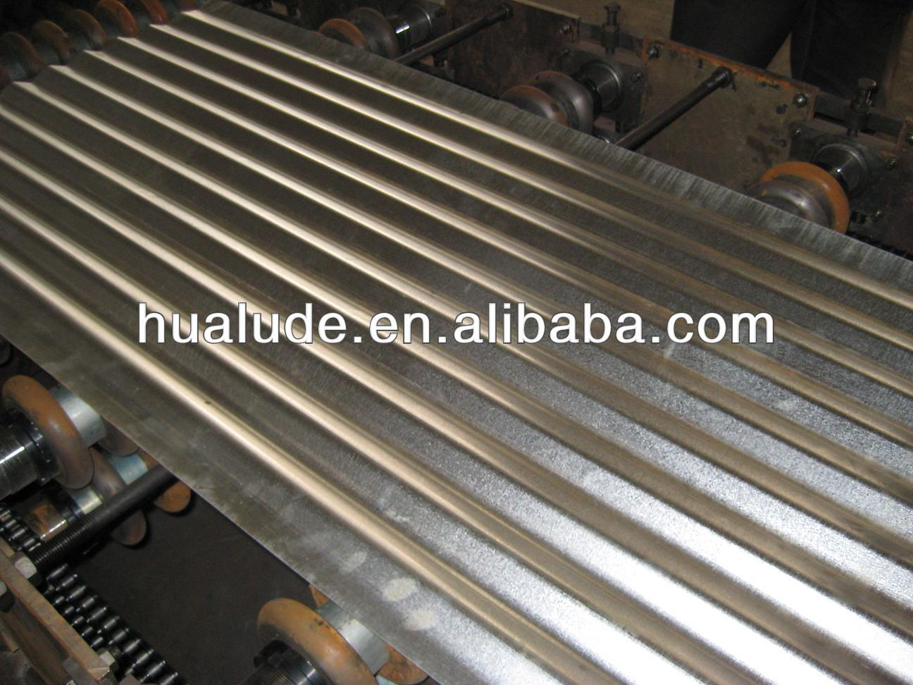 galvanized corrugated me roofing sheet sale