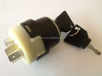 Jcb Ignition Switch For Excavator 701-80184 701/80184
