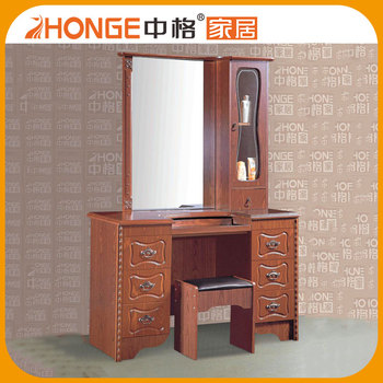 New Designs Bed Room Solid Wooden Dressing Table Jk 190