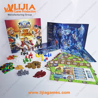 High Quality OEM/ODM Board Game Manufacturer Custom Board Games