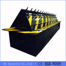 k12 crash tested road blocker anti terrorism barrier systems