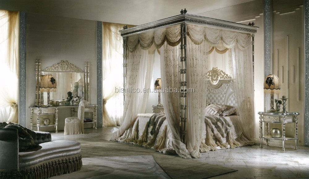 European Luxury Villa Bedroom DesignRoyal Canopy Fancy Bedroom 40d Rendering Design Buy Villa Bedroom DesignRoyal Canopy Fancy Bed DesignBedroom Mesmerizing Bedroom 3D Design
