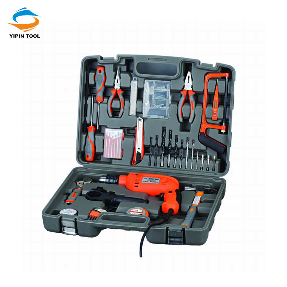 88pcs DIY home use power tools set powerful Diy Tool Set with hand tools popular
