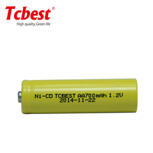 dry cell rechargeable battery AA700 ni-mh aa 700mah rechargeable cell For CE certificates