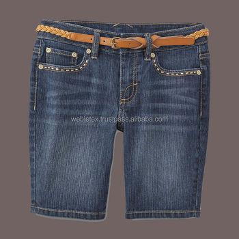 Korte Broek Dames Jeans.Hoge Kwaliteit Dames Denim Shorts Dames Mooie Korte Broek Dames