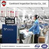 Textile, Garment, Bags&Shoes Inspection Service