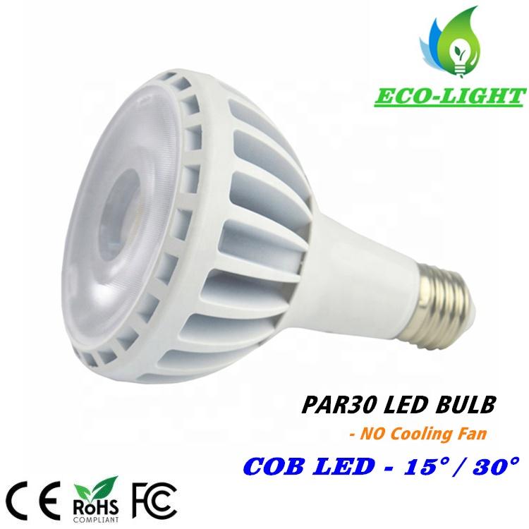 Narrow Flood - TCP LED20w to replace halogen bulb 120W Sunlite PAR30LN LED Sylvania Bulb