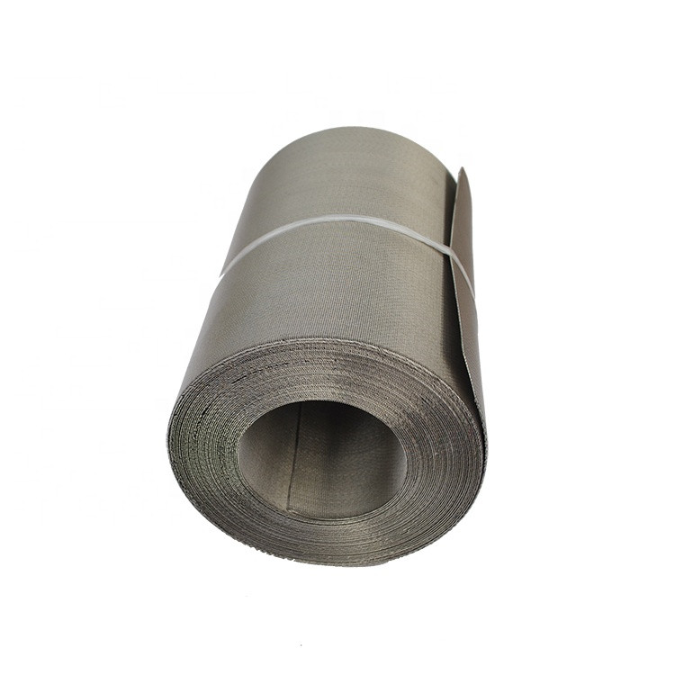 SS304 Reverse Dutch Weave Stainless Steel Wire <strong>Mesh</strong> For Industrial Filter Screen