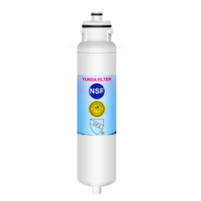 Compatible with DW2042FR-09 activated carbon fridge water filter