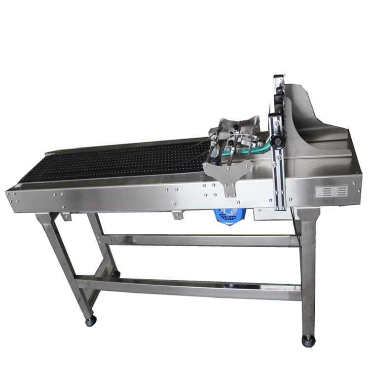YOUGAO 9011A Automatic high speed friction batch code feeder for plastic bags