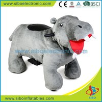 Shopping mall battery operated ride animals on toy for toddler