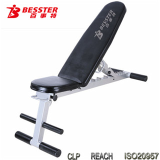 BEST JS-007CA gymnastics equipment for sale used commercial gym equipment for training adjustable bench