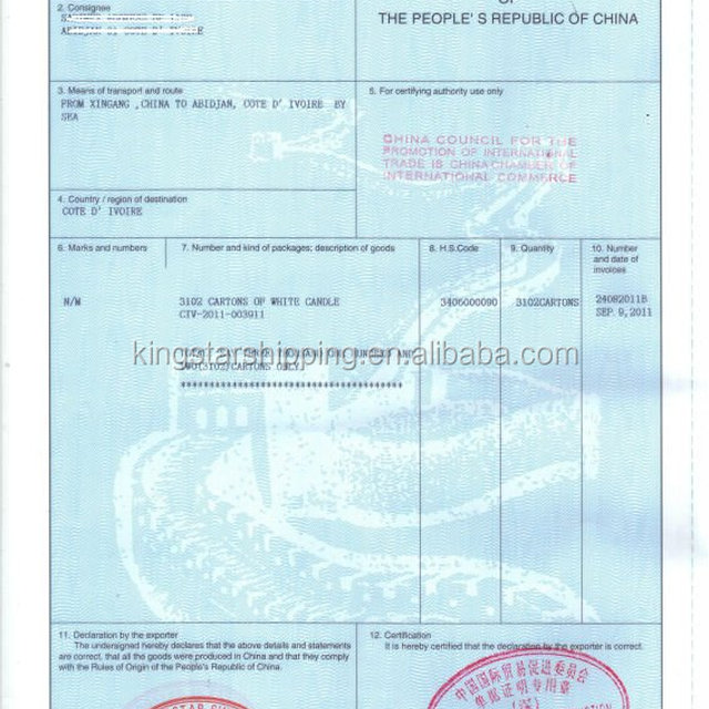 Saso document source quality saso document from global saso document hong kong hk re export co certificate of origin re export yadclub Image collections
