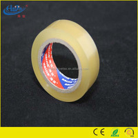 Transparent clear insulation pvc electrical tape ROHS Approval
