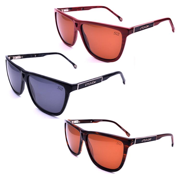 Feroce Gafas Cuadrado Hombres Con Sol Promocionales Acetato De Stock MpVqUSz