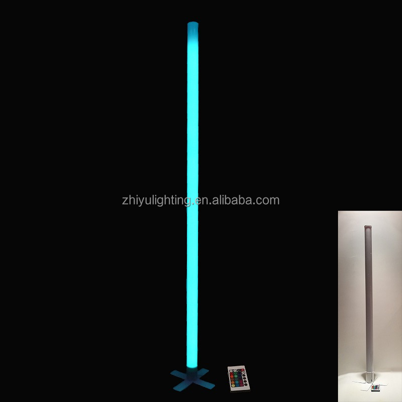 2018 hot sale high quality color change neon lighting tubes of 100cm
