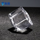 Cube Crystals 3d Engraving RTS Wholesale K9 3d Laser Blank Crystal Cube Paperweight For Engraving 2D Or 3D Picture