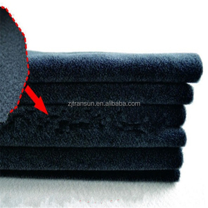Carpeting auto interior polyester felt car flooring nonwoven carpet velour classic car upholstery fabric