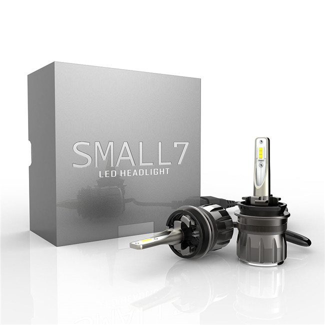 Led headlight S7 car bulb h4 h7 9005 9006 hight power 40W 4800LM car lighting with strong canbus driver