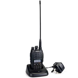 High frequency radio receiver full-duplex walkie talkie 2 way handheld vhf radios GP-6688UV