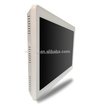24 inch 27 inch 32 inch wall hanging touch display white computer monitor