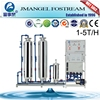 China good quality well water purification plant cost/filter 5000 l ro water machine/ro water system mineral