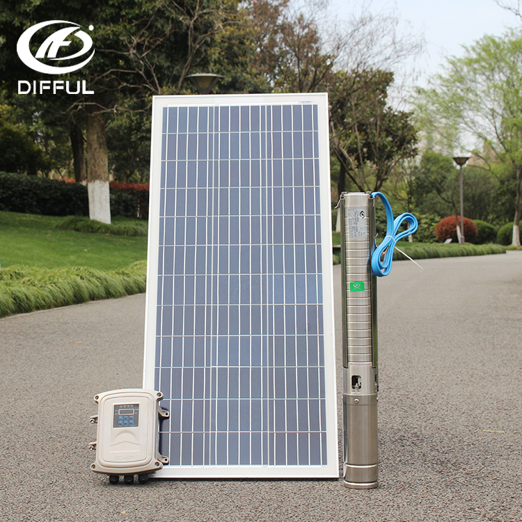 Other Livestock Supplies Capable Solar Submersible Pump Pumpman Discounts Price Business & Industrial