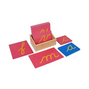 Montessori Language Learning Wooden Arabic Educational Toys Wooden Alphabet Letters