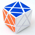 Yj Magic Cubes 3 layers Axis Cube Megaminx Cube Block Puzzle Speed Cubes Learning Educational Cubo