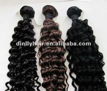 Marvelous Afro kinky curl virgin eurasian hair