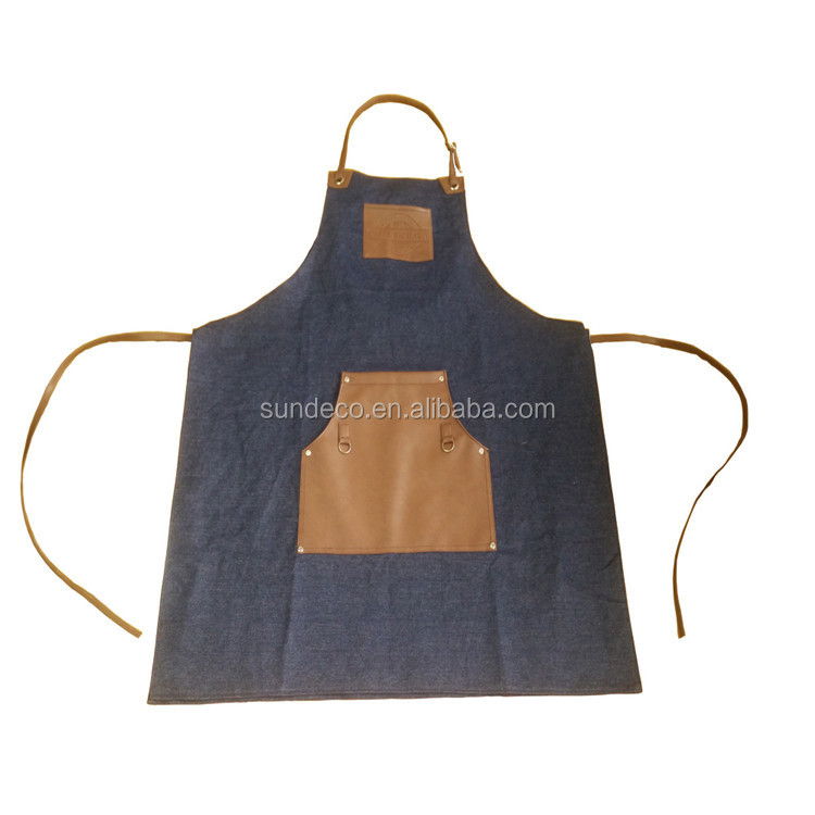 leather cooking apron leather cooking apron suppliers and at alibabacom - Cooking Aprons