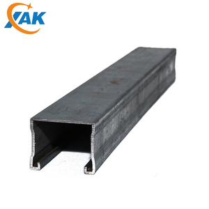 cold formed c channel steel section sizes c channel steel