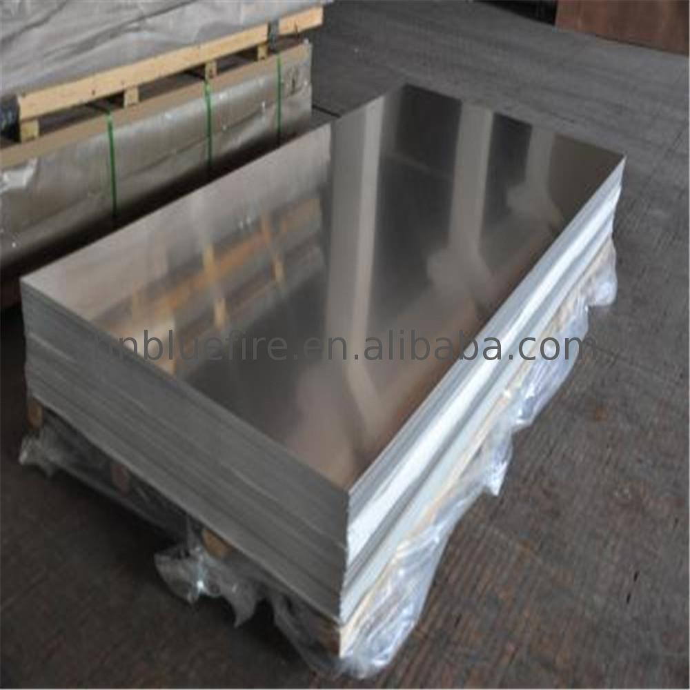 Best selling aluminum plate for logo floor bus gold supplier