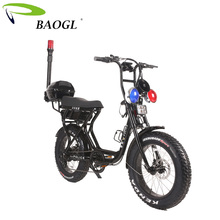 fat electric bike with aluminum alloy frame 250W Bafang motor electric bike sharing