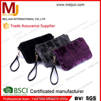 2015 Europe America Style Fur clothing bags , lady purse / wallet , clutch bags