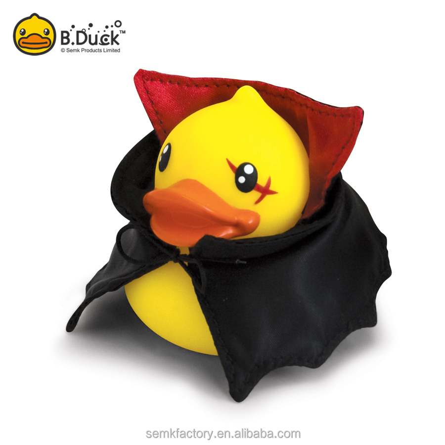 B.Duck Halloween special gift decoration products Little Devil duck
