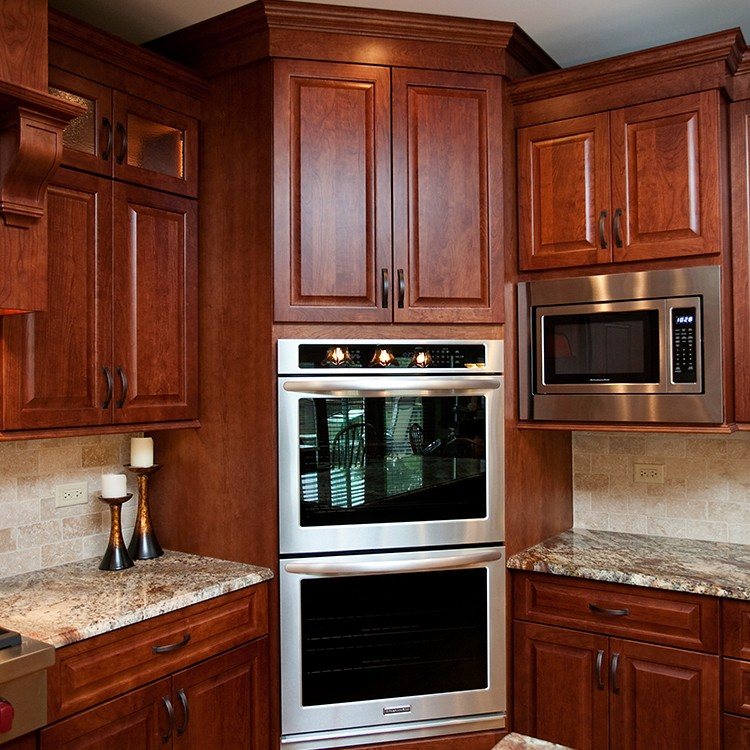 Discontinued Kitchen Cabinets: European Used Wood Discontinued Kitchen Cabinets Solid