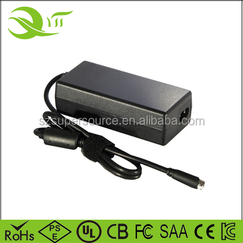 High quality 12V 3A Replacement LCD AC DC power adapter for LCD Monitor and LED strip Waterproof LED Power Adapter 4 pin