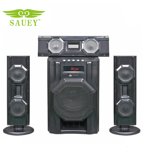 3.1 Multimedia Speakers Home Disco Sound Theater System