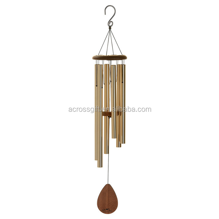 Personalized Handmade Color Wind Chimes for Garden