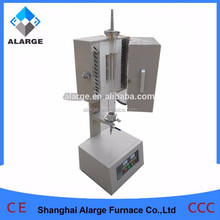fluidized bed powder coating equipment 1200C split Vertical CVD Tube Furnace